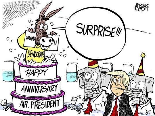 110917 Thursday Trump