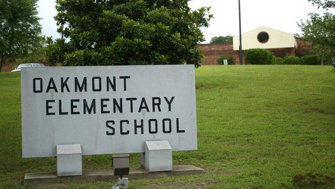Oakmont Elementary School in Dickson.