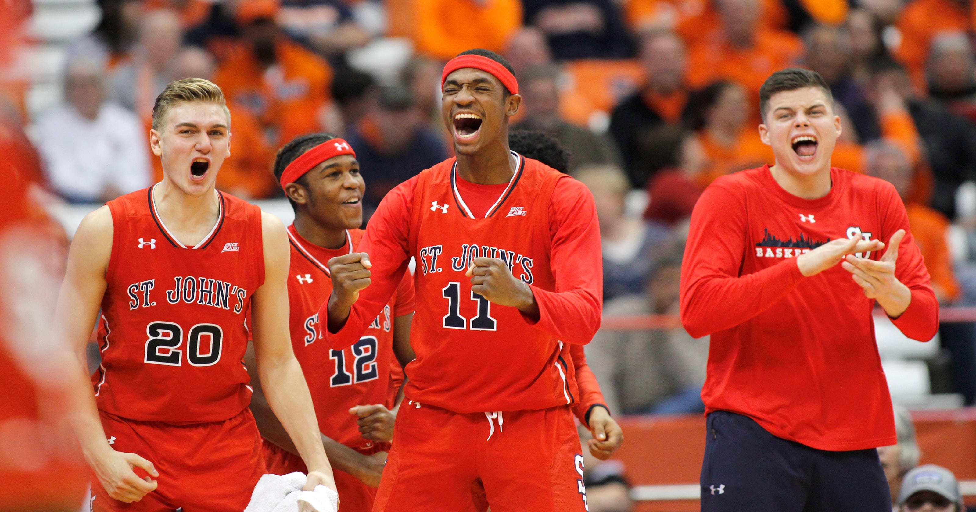 St. John's dominates old Big East foe Syracuse