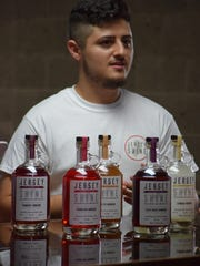 Carl L. Coombs III, founder, co-owner and head-distiller