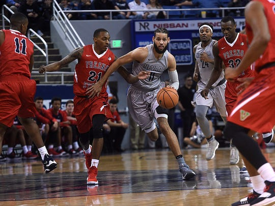 Nevada's Cody Martin has become Nevada's full-time