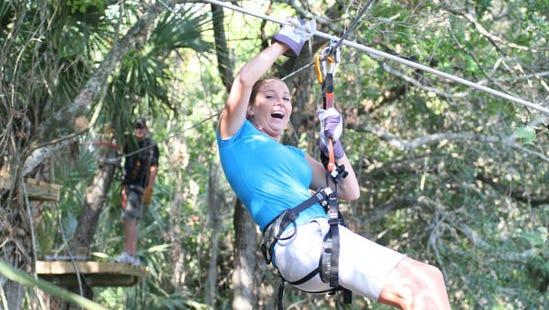 Treetop Trek