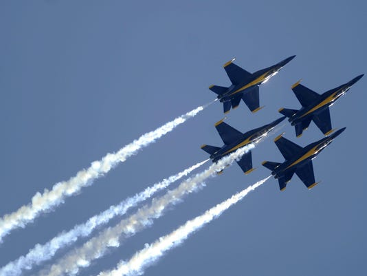 Blue Angels, Naval Air Station Pensacola,