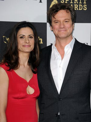 Livia Giuggioli and Colin Firth have been married since 1997.