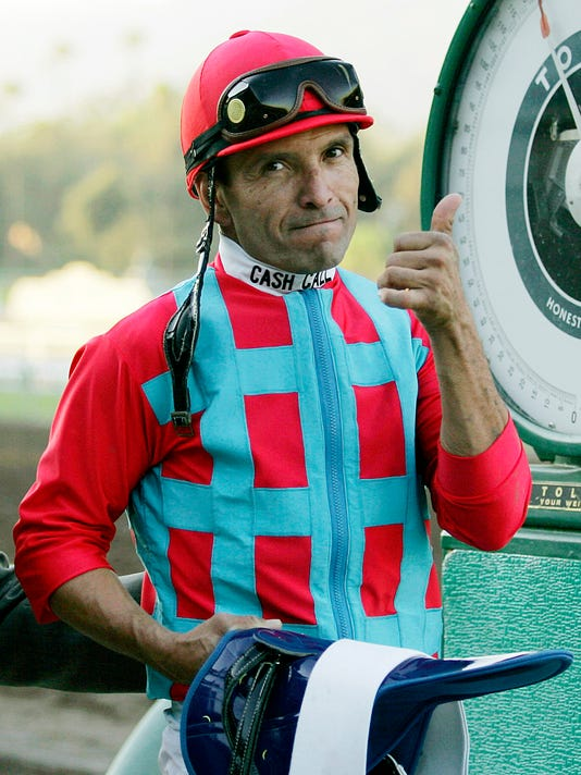 Ex Jockey Valenzuela Pleads Guilty To Domestic Violence