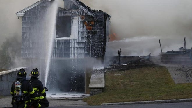 The 2018 Columbia Gas explosions destroyed more than 130 homes in the Merrimack Valley.