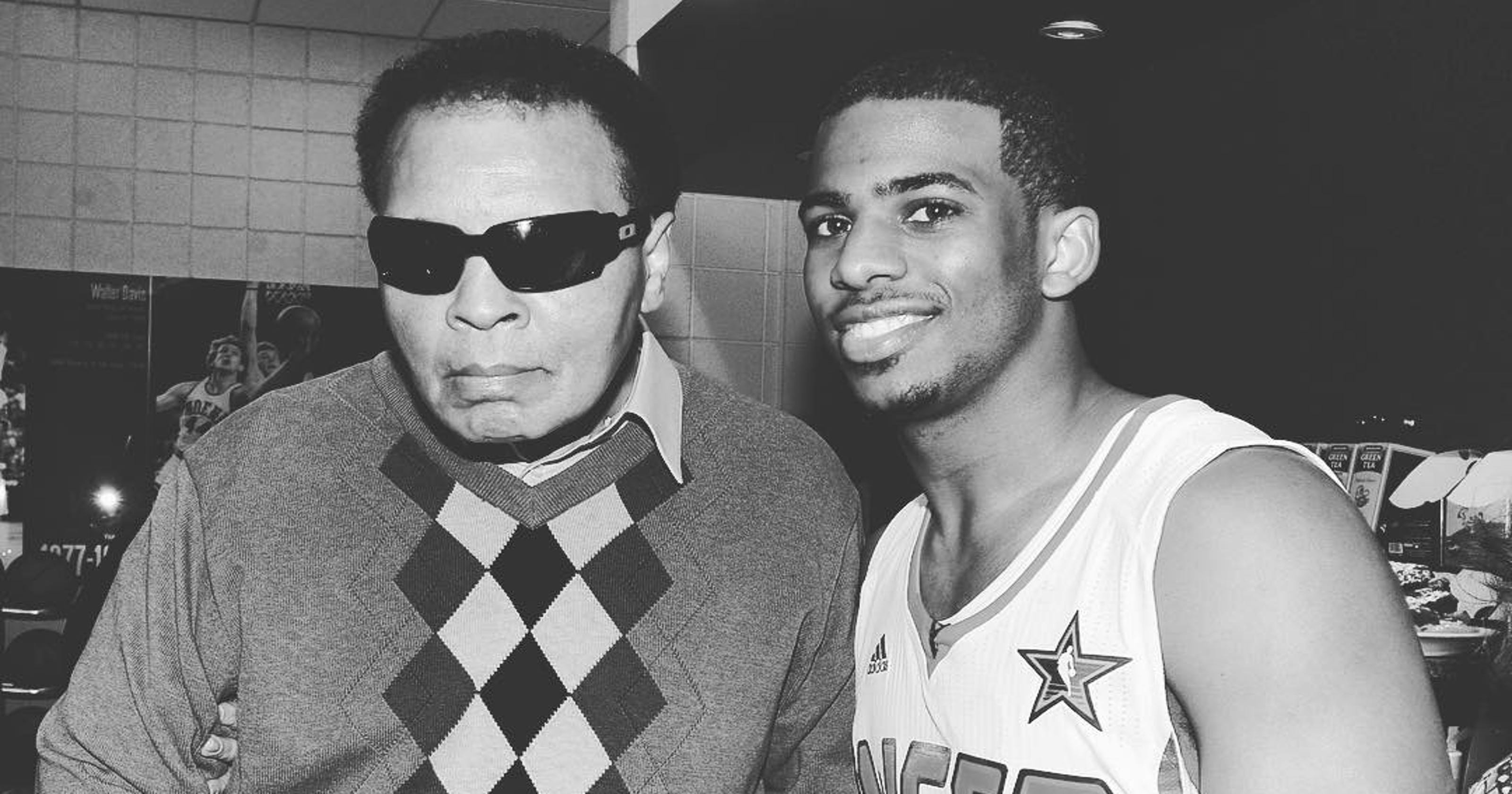 9f2d73b16d35 NBA world reacts to the death of Muhammad Ali