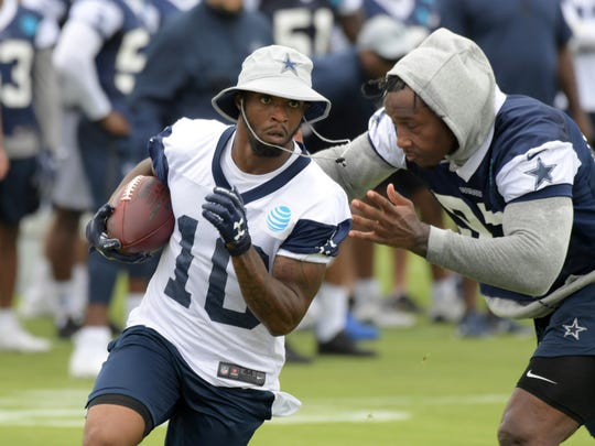 5 Cowboys stars of B-W Scrimmage include Tavon Austin, Anthony Brown