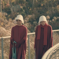 Sexy 'Handmaid's Tale' Halloween costume pulled after sparking online outrage