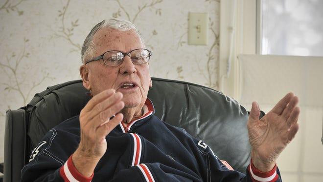 Bill Clemens in 2013.