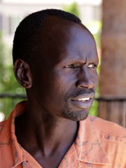 Jany Deng came to Arizona from Sudan when he was 16.
