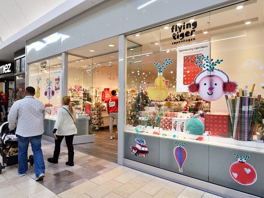 Flying Tiger Copenhagen store opens at the Garden State Plaza