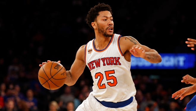 The cap space is there to improve the roster once the Knicks come up with a plan and it begins with cutting ties with Derrick Rose.