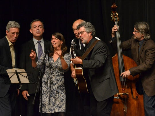 Bluegrass Gospel Project visits Vergennes on Saturday.