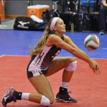 Purdue recruit Alexa Smith was named national player of the year by Volleyball Magazine and MaxPreps.