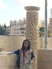 Dr. Vinita Pitchumoni on her medical mission to treat Syrian refugees in Jordan.
