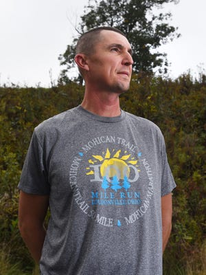 Two years ago Jason Rupe had never run a marathon. Now he has run nearly a dozen ultra marathons.