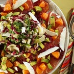 Secrets to best salads: Freshness, crunch and surprise
