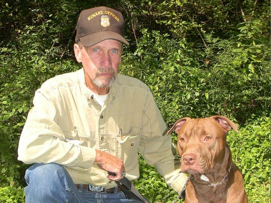 Colleagues remember, honor humane officer