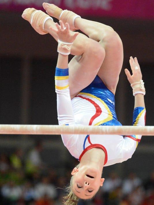 USP OLYMPICS: GYMNASTICS-WOMEN'S TEAM FINAL S OLY GBR
