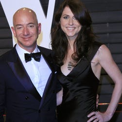 Forbes 2017 richest people list: Jeff Bezos is up, Trump drops 220 spots