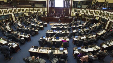 Speaker Corcoran's fast-moving agenda of bills heads for the Senate