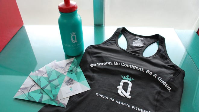 Special to the Chronicle Queen of Hearts fitness is celebrating its second anniversary Queen of Hearts fitness is celebrating its second anniversary