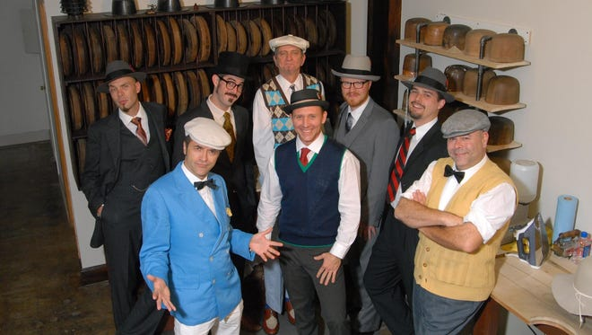 Cherry Poppin' Daddies: More than just another dance band from Eugene.
