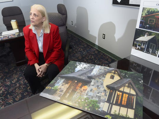 Big Dreams, Tiny Houses: Detroit Project Offers Affordable