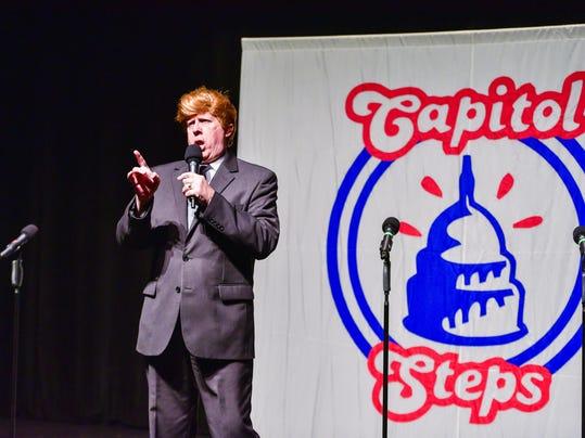 Capitol Steps - Trump