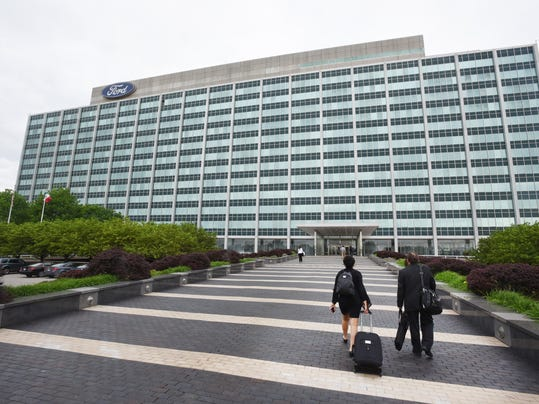 file -- Ford HQ