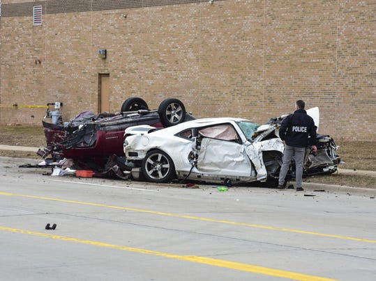 Fatal Police Chase Michigan