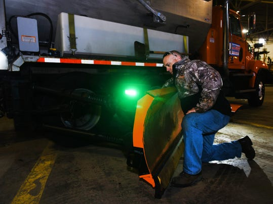 Some Metro Area Snow Plows Will Turn Green For Safety