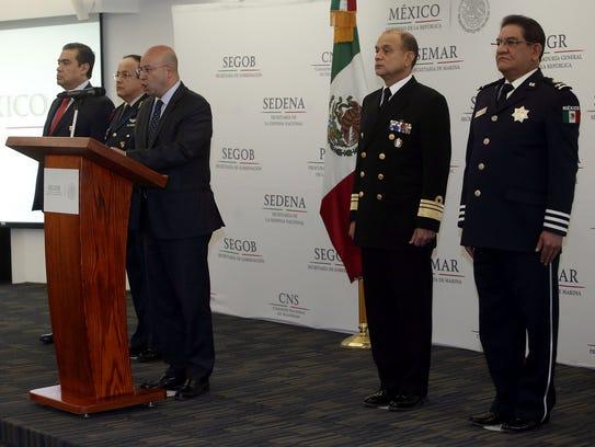 Francisco Javier Hernández García, presunto líder del