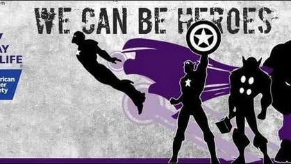 We Can Be Heros. Join the fight against Cancer.