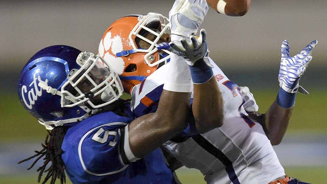 Meridian's fast, physical defense poses a big challenge for Gulfport in the first round of the Class 6A playoffs.
