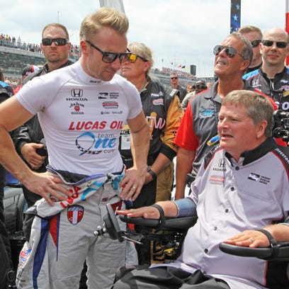 Jay Howard tabbed to pilot Schmidt Peterson Motorsports' third entry at Indy 500