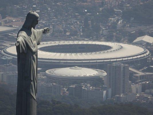 Brazil Maracana Stadi_Mend