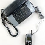 Cellphone to landline charges
