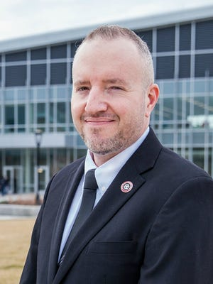 Michael Cioce has been named the new president at Rowan College at Burlington County. He had been named acting president in August of 2017.