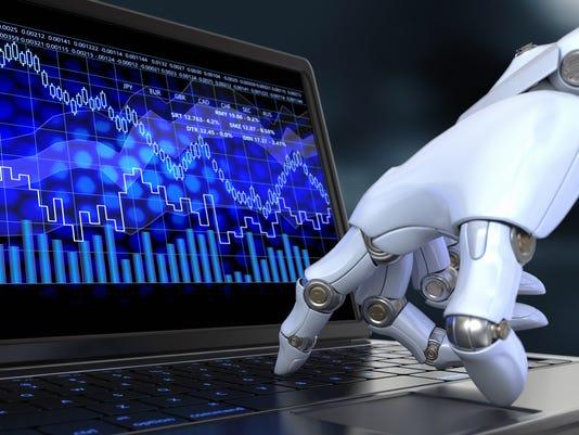 Exchange trade robot