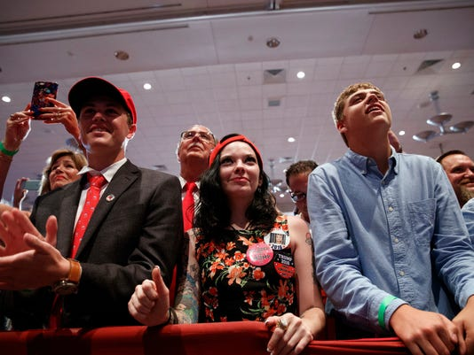 AP CAMPAIGN 2016 TRUMP A ELN USA PA