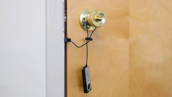 Doberman Door Alarm