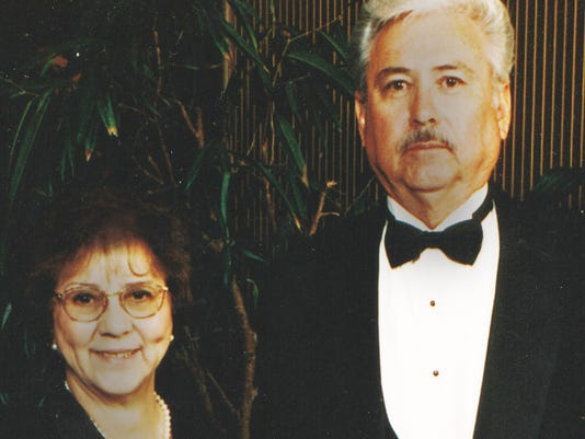 Ernest and Annette Marrujo