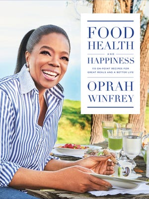 Oprah Winfrey releases her first cookbook.