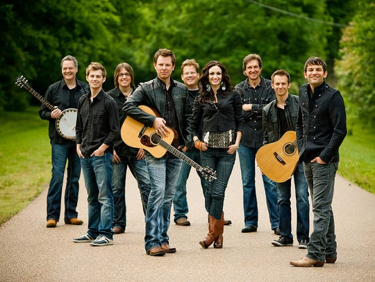 The Nashville Tribute Band will perform Nov. 14 at