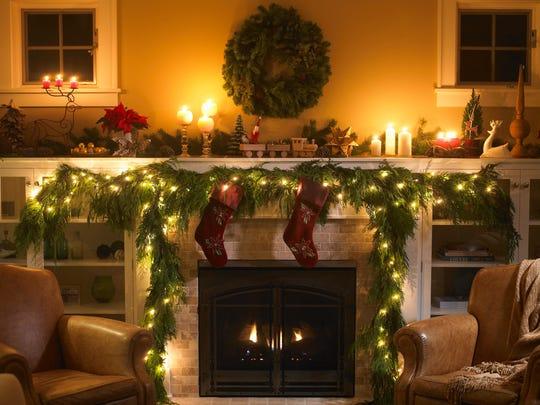 Transform your home into a winter wonderland.