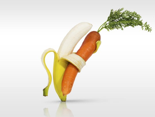 Bananas and carrots are OK on the low-FODMAP diet