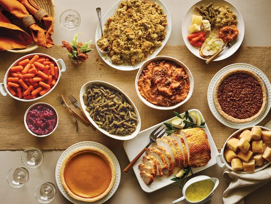 Thanksgiving to go hotlist