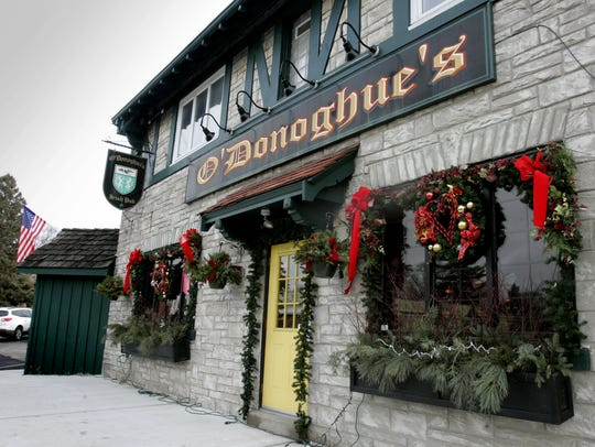 St. Paddy's Day fun at O'Donoghue's will include a